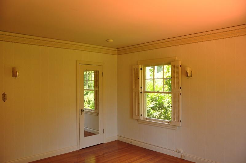 second floor bedroom. may 2011.