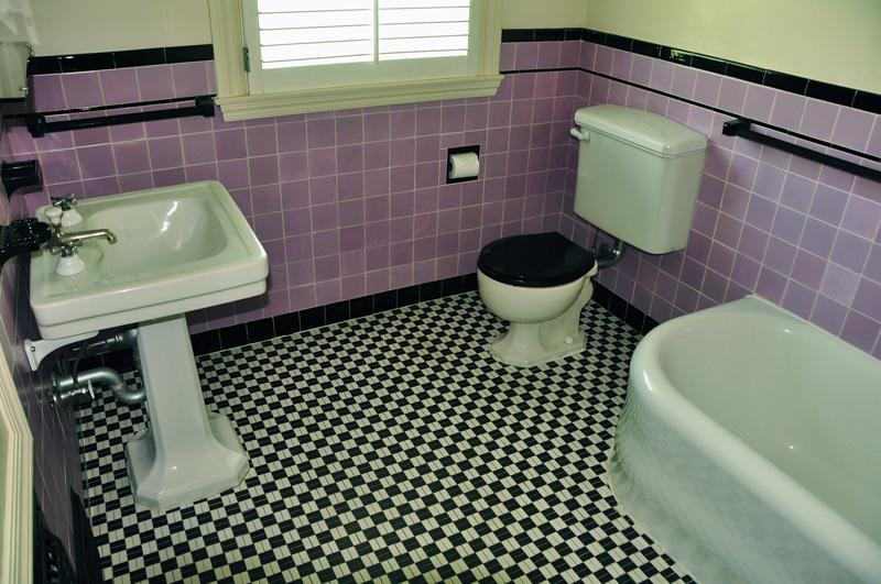 second floor bathroom (2). may 2011.