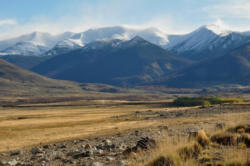 patagonian lowlands (3). may 2013.